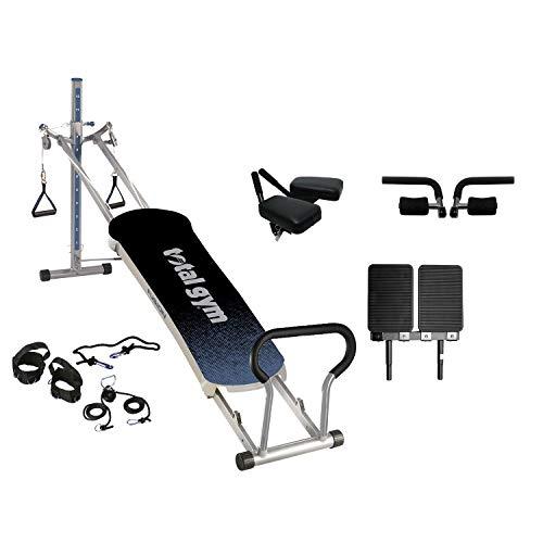 Total Gym Fusion Exercise Machine, Grey