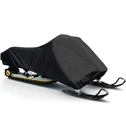 Waterproof Trailerable Snowmobile Cover Covers Arctic Cat Polaris Ski Doo Yamaha Fits Length 126'-138'