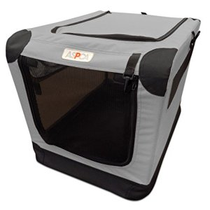 ASPCA Indoor/Outdoor Portable Soft Pet Crate 19