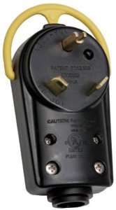 Arcon 18203 30-Amp Replacement Generator Power Plug