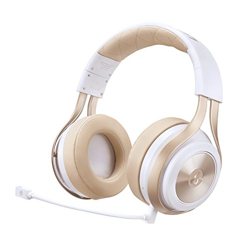 LucidSound LS30 - Wireless Universal Gaming Headset (White) - PS4, Xbox One, PC, Mobile Devices