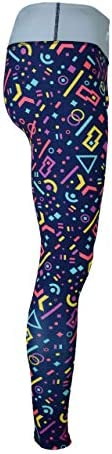 Ruja Women's Pro Purple Athletic Training Workout Fitness Yoga Pants (Leggings) 2