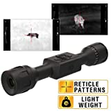 theOpticGuru Thor LT Thermal Rifle Scope w/10+hrs Battery & Ultra-Low Power Consumption (3-6X)