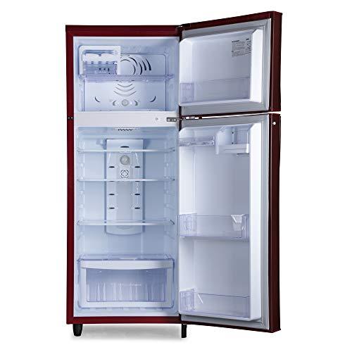 41Oau0oNNML Godrej 255 L 2 Star Inverter Frost-Free Double Door Refrigerator (RF EON 255B 25 HI SC DR, Scarlet Dremin)