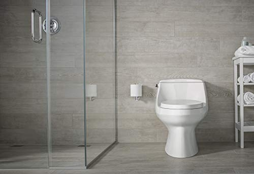 KOHLER K-3722-0 San Raphael Toilet, 24.00 x 20.50 x 29.00 inches, White