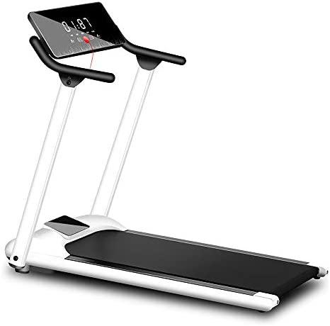 Foldable Treadmill for Walking Running Home, Treadmill Workout Machine Incline, 280LB Capacity 2