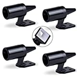 MIKKUPPA Deer Warning Devices for Cars - 4 Packs Automotive Alert Whistles - Save an Animal, 35 MPH