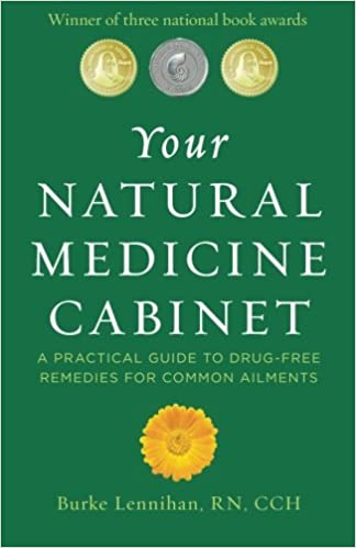 Your Natural Medicine Cabinet Book