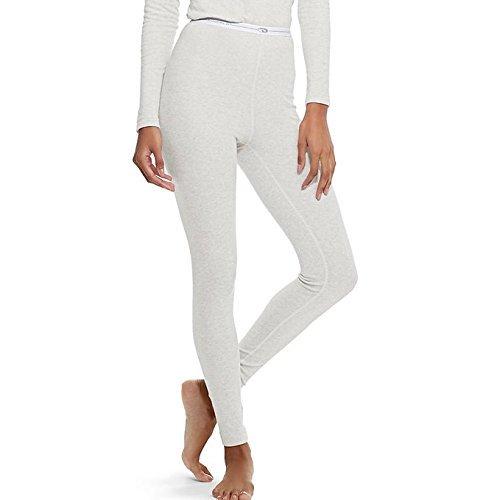 Duofold by Champion Originals 2-Layer Women's Thermal Underwear_Winter White_X L