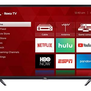 TCL 32S325 32 Inch 720p Roku Smart LED TV (2019) 9