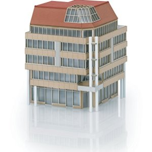 Trix 66331 City Corner Building houses 41P0Al n68L