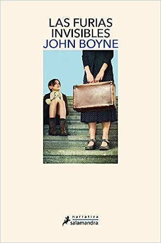 Las furias invisibles del corazón de John Boyne