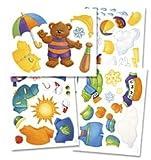Weather Bear Bulletin Board Set