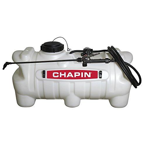 Chapin 97400 25-Gallon, 12-volt EZ Mount Fertilizer, Herbicide and Pesticide Spot Sprayer, 25-Gallon (1 Sprayer/Package0