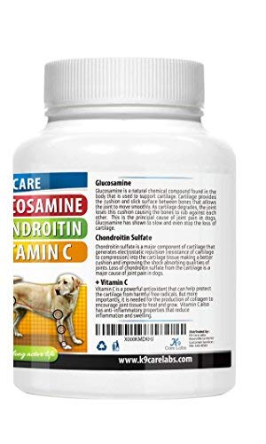 K9-Care-Labs-Hip-Joint-Supplement-For-Dogs-With-120-Extra-Strength-Bacon-Flavored-Tablets-500mg-Glucosamine-400mg-Chondroitin-166mg-Vitamin-C-Specially-Formulated-For-Dogs-Made-In-USA