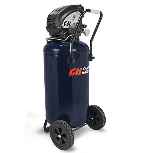 Air Compressor, 26 Gallon, Vertical, Portable (Campbell Hausfeld DC260000)