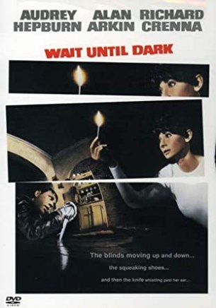 Amazon.com: Wait Until Dark: Audrey Hepburn, Alan Arkin, Richard Crenna,  Efrem Zimbalist, Jr., Jack Weston, Samantha Jones, Julie Herrod, Frank  O'Brien, Frederick Knott, Terence Young, Mel Ferrer, Robert  Howard-Carrington, Jane Howard-Carrington: Movies