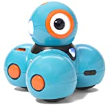 Wonder Workshop Dash - Coding Robot for Kids 6+ - Voice Activated - Navigates Objects - 5 Free Programming STEM Apps - Creating Confident Digital Citizens