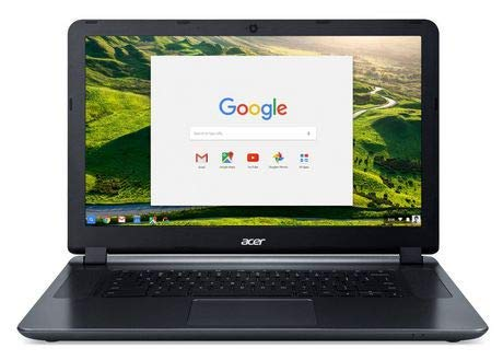 2018 Acer 15.6' HD WLED Chromebook with 3x Faster WiFi Laptop Computer, Intel Celeron Core N3060 up to 2.48GHz, 4GB RAM, 16GB eMMC, 802.11ac WiFi, Bluetooth 4.2, USB 3.0, HDMI, Chrome OS