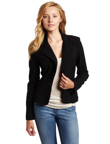 A. Byer Juniors Long Sleeve Button Welt Jacket 14 Fashion Online Shop gifts for her gifts for him womens full figure
