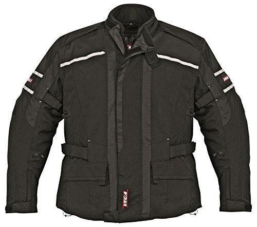 Vega Technical Gear MK3 Jacket (Black, Large)