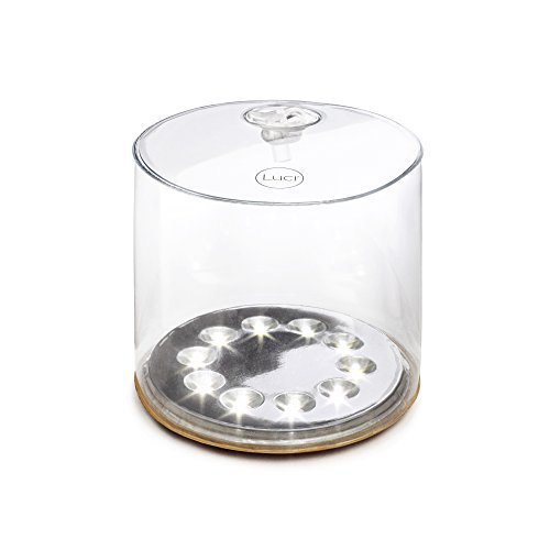 MPOWERD Luci Solar Powered LED Lantern