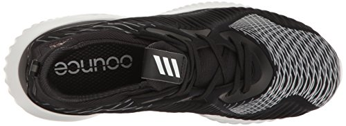 41PXLaUAQ%2BL Featuring adidas Bounce foam cushioning, these runners keep your feet happy as you take on everything from everyday runs to training sessions to coffee dates with your friends A seamless FORGED MESH upper delivers a sock like fit and breathability with strategic support Rubber sole with traction pattern completes these innovative running shoes
