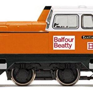 Hornby Gauge Sentinel 4DH Balfour Beatty Locomotive 41PcScskd0L