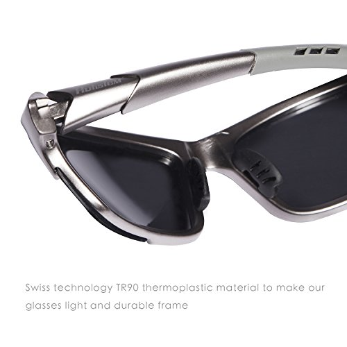 d174ec589a Hulislem S1 Sport Polarized Sunglasses FDA Approved - Mudii Boutique