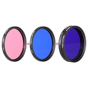 Neewer-9-Pieces-58MM-Full-Color-Lens-Filter-Set-for-Camera-Lens-with-58MM-Filter-Thread-Includes-Red-Orange-Blue-Yellow-Green-Brown-Purple-Pink-and-Gray-ND-Filters-with-Carry-Pounch