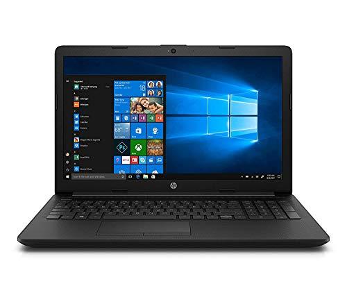 Best Laptop Under 40000 – HP 15 10th Gen Intel Core i3 15.6-inch FHD Alexa Built-in Laptop (i3-10110U/4GB/1TB HDD/Win 10/MX130 2GB Graphics/ MS Office/Jet Black/1.74kg), 15s-du2060TX
