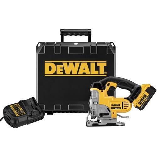 DEWALT DCS331M1 20V Max Lithium Ion Jigsaw