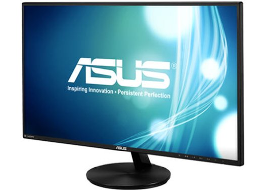 ASUS VN279Q 27' Full HD 1920x1080 DisplayPort HDMI VGA Eye Care Monitor