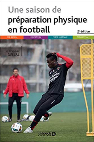 Une saison de preparation physique en football