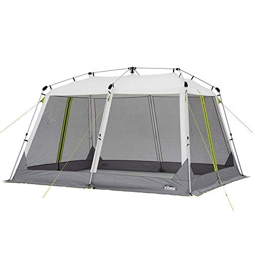 CORE Instant Screen House Canopy - 12' x 10'