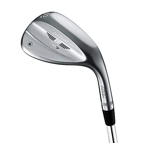 Titleist Vokey SM7 Sand Wedge 54 10 (Tour Chrome, S Grind) Golf