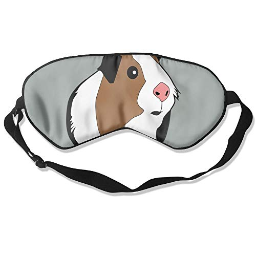 Cute Guinea Pig,Adjustable Eyepatch Mask,Eye Cover Sleep Mask