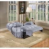 Reliance Full Sleeper Lift Chair - 55 Series - Blue