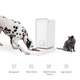 PETKIT-Automatic-Pet-Feeder-Smart-Feed-Pet-Food-Dispenser-for-Cat-and-Dogs-Wi-Fi-Enabled-App-for-Android-iOS-and-Compatible-with-Alexa-Scheduled-Feeding-Portion-Control