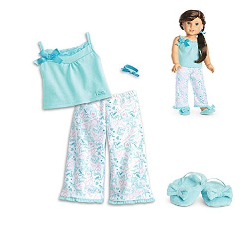 American Girl Grace - Grace's Pajamas for Dolls - American Girl of 2015 Doll is Not Included