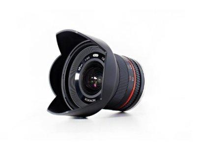Rokinon-12mm-F20-NCS-CS-Ultra-Wide-Angle-Lens-for-Fuji-X-Mount-Digital-Cameras-Black-RK12M-FX-Fixed