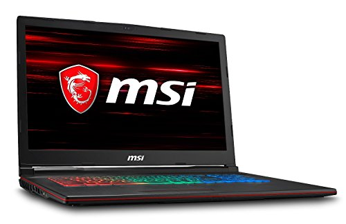 MSI GP73 Leopard-014 Performance Gaming Laptop