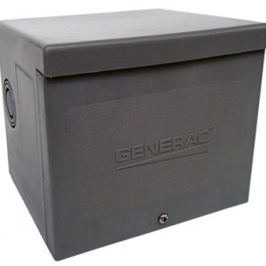 Generac Power Systems 6337 Generator Power Inlet Box, Resin, 30A