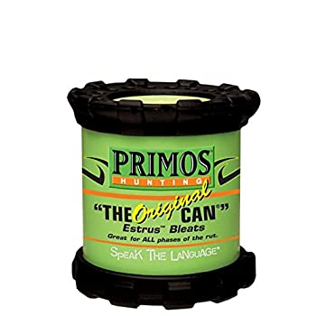 "Primos ""The Original CAN"" Deer Call with Grip Rings Review"
