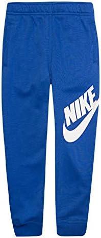 Nike Boys' Toddler Fleece Jogger Pants, Game Royal/White, 3T 1