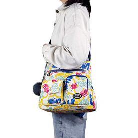 Nylon Crossbody Bag for Women