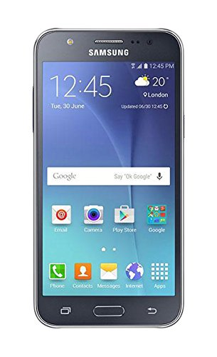 Samsung Galaxy J7 J700H/DS Dual Sim Factory Unlocked Smart Phone - International Version - Black