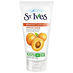St. Ives Naturally Clear Blemish and Blackhead Control Scrub
