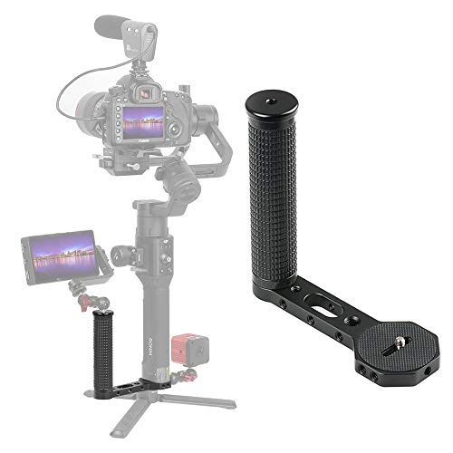 Sutefoto L-Bracket Plate DAL-1 Quick Release Arca Swiss Compatible with Camera/Tripod Head