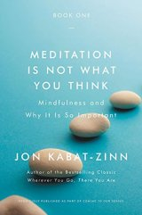 Meditation is not What You Think book by Jon Kabat-Zinn